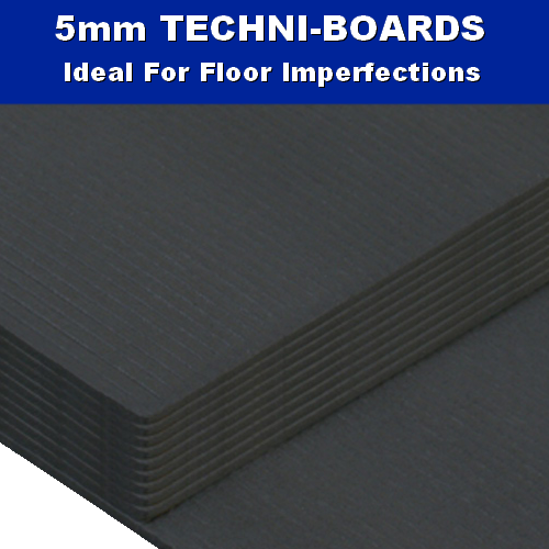 5mm Techni-Board Laminate Wood Underlay - 6m2