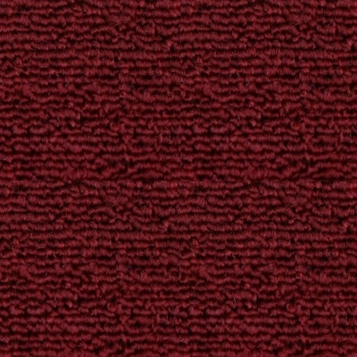 SELECT BQ Red Commercial Carpet Tiles 55m2