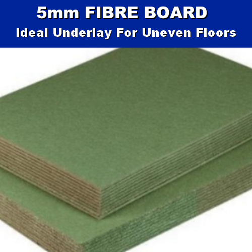5mm fibre board laminate wood underlay for Wood floor underlay 5mm