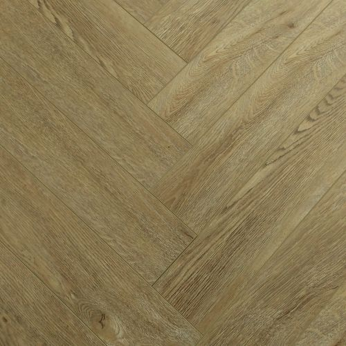 Vintage Herringbone - Royal Country Oak 12mm - 1.836m2