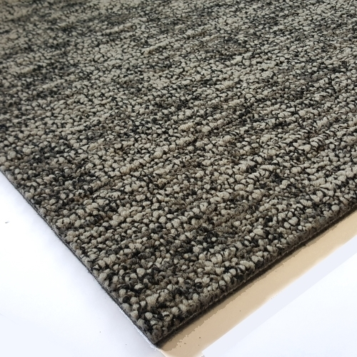 Desso Tweed Grey Pattern Commercial Carpet Tiles 4m2