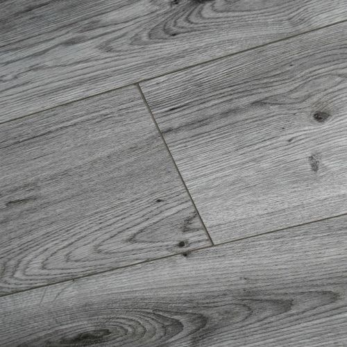 Superior 7mm Laminate - Millenium Oak Grey - 2.39m2 Packs