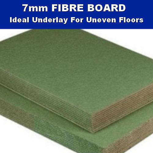 7mm Fibre Board Laminate Wood Underlay 8 59m2 Flooring