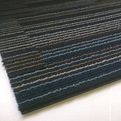 DESSO Dash Blue Random Carpet Tiles 5m2