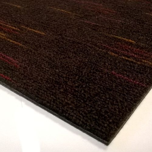 DESSO Supera Red Pattern Commercial Carpet Tiles 5m2
