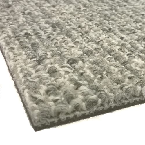 DESSO Reclaim Rib Grey Commercial Carpet Tiles 5m2
