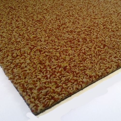 HEUGA Sherbet Fizz Orangina Commercial Carpet Tiles 4m2