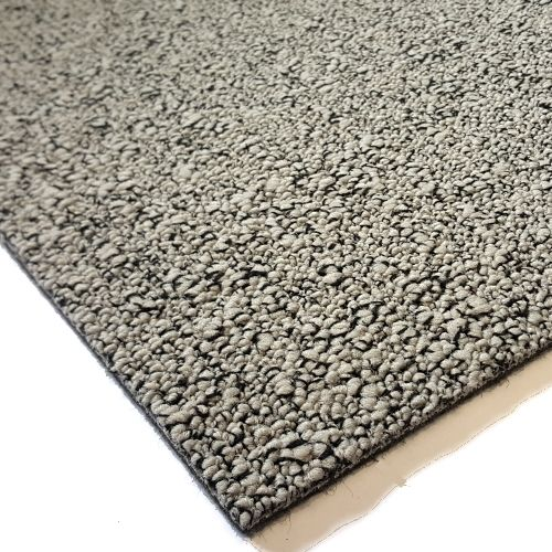 DESSO Fields Light Grey Commercial Carpet Tiles 5m2