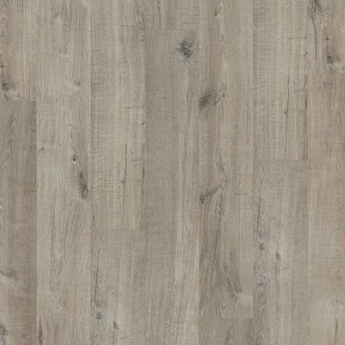 Quick-Step Livyn Pulse - Cotton Oak Grey Saw Cuts 2.22m2