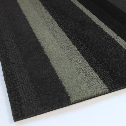 Modulyss Random Stripe Brown Beige Carpet Tiles 5m2