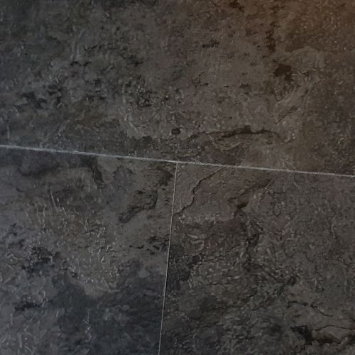 FTW TRADE Click Black Grey Slate Tiles - 1.49m2