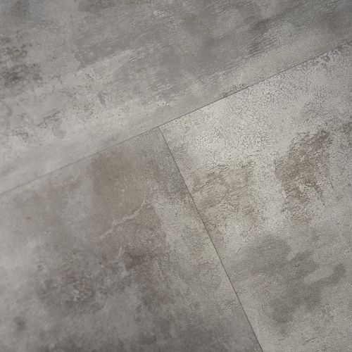 FTW TRADE Click Smoked Metallic Grey Tiles - 1.49m2