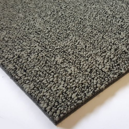 DESSO Fields Dark Grey Commercial Carpet Tiles 3m2