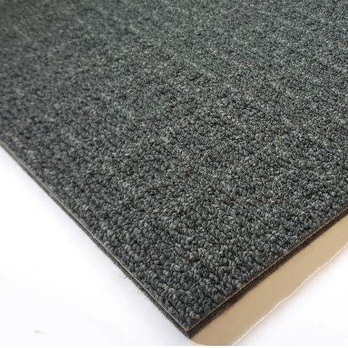 DESSO Scape Grey Pattern Commercial Carpet Tiles 4m2