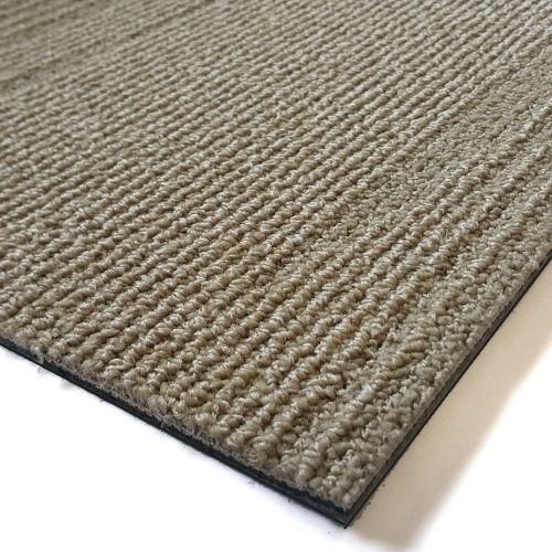 DESSO Grids Beige Commercial Carpet Tiles 5m2