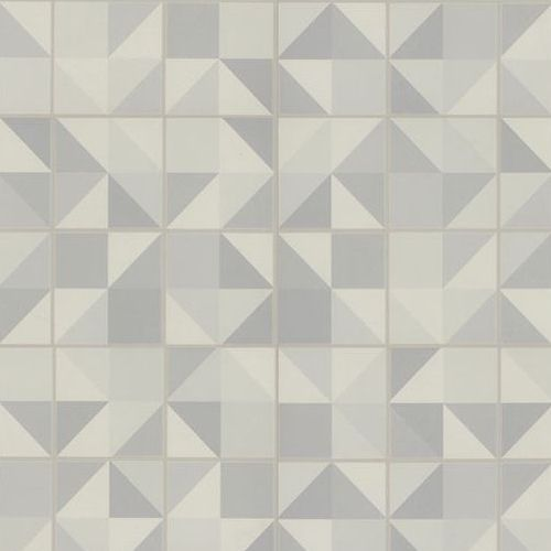TARKETT Puzzle Starfloor Light Blue Vinyl Tiles - 1.675m2