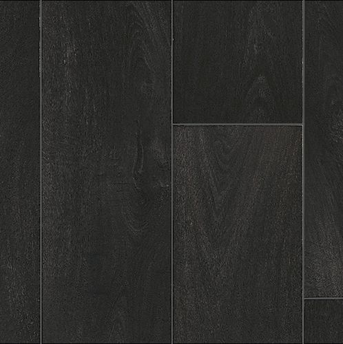 TARKETT Cushion Floor - Midnight Black Oak