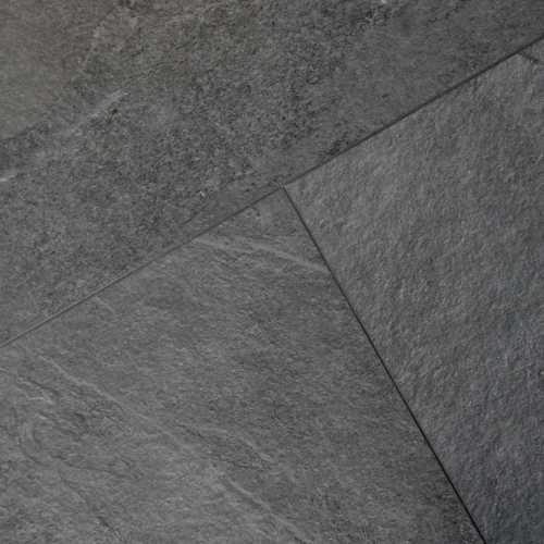 Quick Step Livyn Ambient, Black Slate Waterproof Laminate Flooring