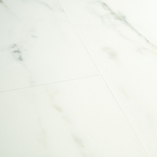 Quick-Step Livyn Ambient Click - Marble Carrera White 2.08m2