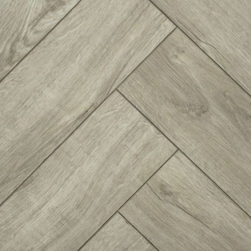 FIRMFIT Rigid Herringbone - Light Grey 2.27m2