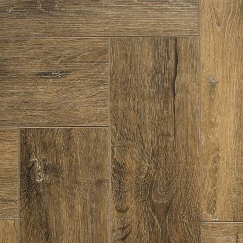 FIRMFIT Rigid Herringbone - Rustic Barn Oak 2.27m2