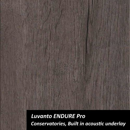 Luvanto Click Endure Pro Smoked Charcoal - 2.21m2