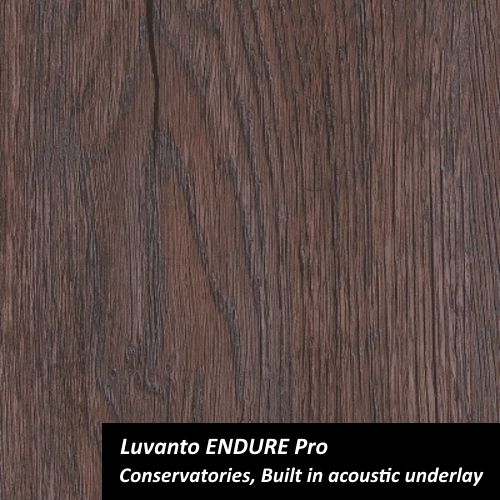 Luvanto Click Endure Pro Vintage Grey Oak - 2.21m2
