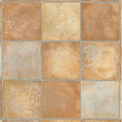 CFS Cushion Floor - FIJI Sandstone Tiles