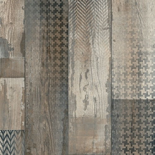 CFS Cushion Floor - Forest Reclaimed Pier Wood