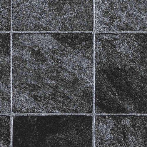 TARKETT Cushion Floor - Granite Alu Tile