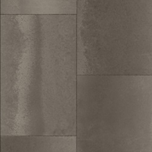 TARKETT Cushion Floor - Brown Grey Slate Tile