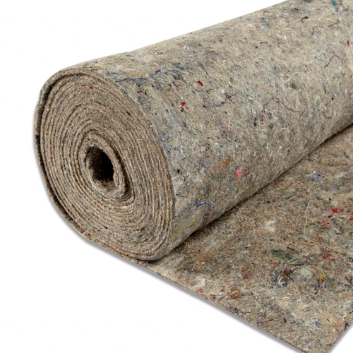 10mm 36oz Corlay Wool Felt Carpet Underlay - 15m2