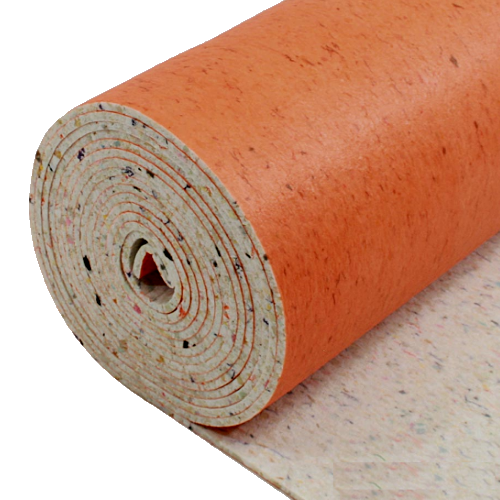 10mm Springback Gold PU Carpet Underlay - 15m2